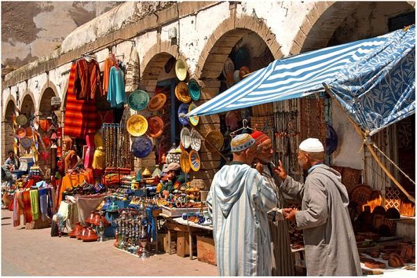 morocco musk oil