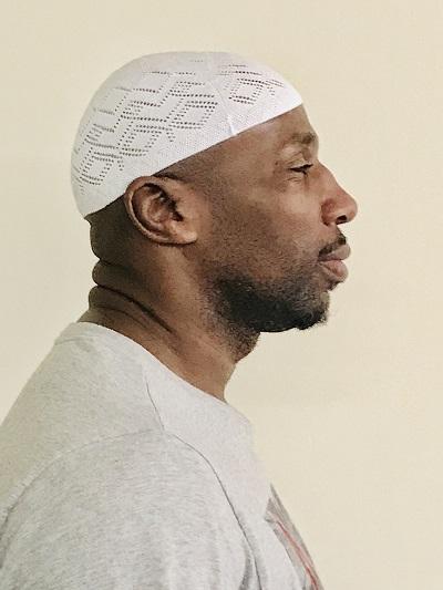 Traditional Muslim skullcap